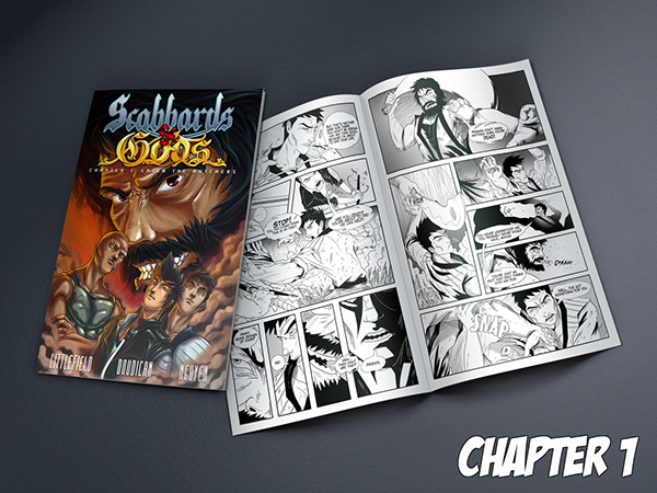 Comic Book and Storyboard on Behance