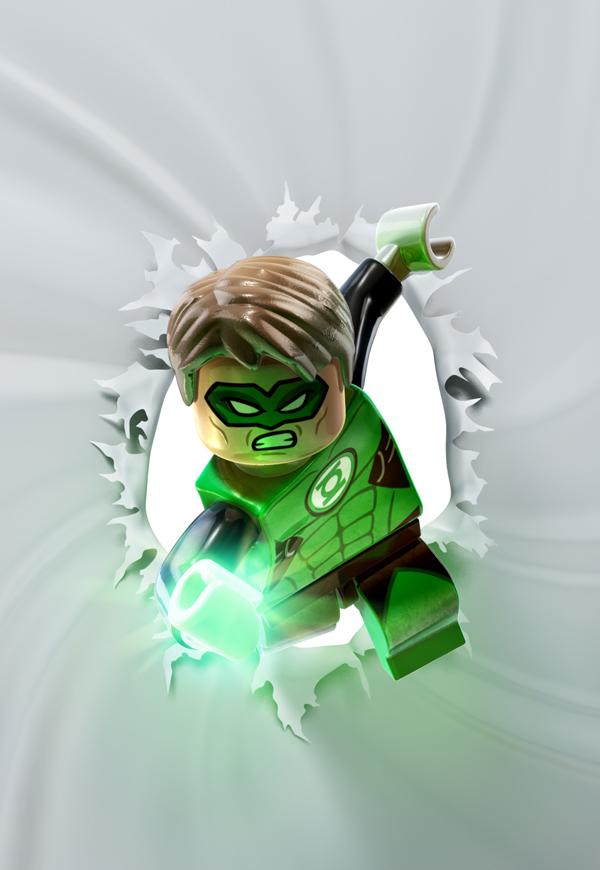 3d Action Game Wallpaper Lego Batman 3 Dc Comics The New 52 Cover Variants On Behance