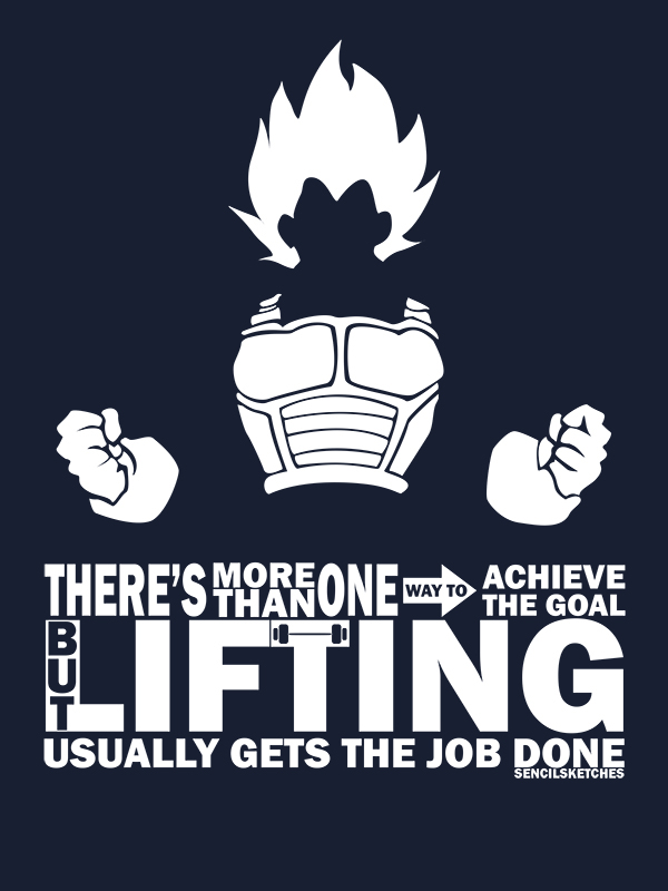 Before I Fall Quotes Iphone Wallpaper Dragonball Z Motivational Typography On Behance