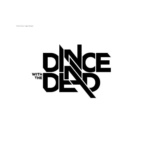 Dance with the Dead Logo  Digital Cover Art on Behance