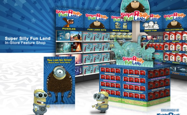 Toys R Us Universal Studios Launch On Behance