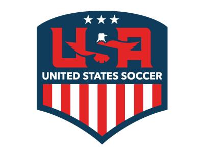 US Soccer Badge Concept on Behance