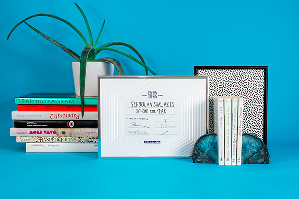 ADC 92nd Annual Awards Certificate on Behance
