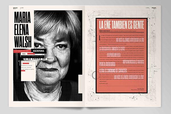 Breviario Magazine - Editorial Design on Behance - photography flyer