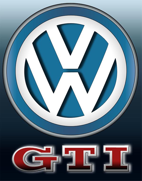 Vw Gti Wallpaper Iphone Volkswagen Gti Logo On Behance