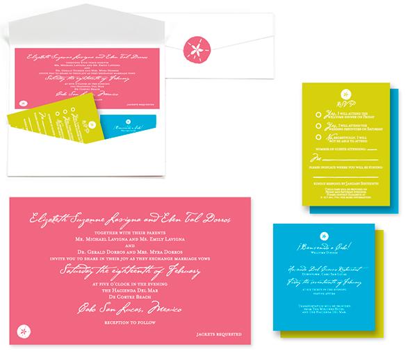 Custom Invitation Design on Behance