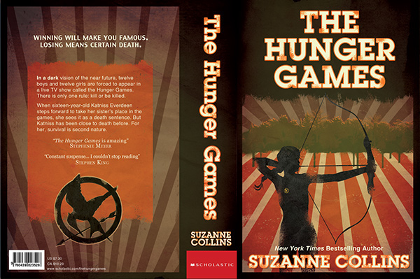 Hunger Games Book Covers on Behance