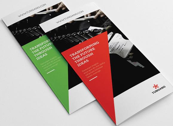Tri-Fold Business Brochure on Behance - tri fold business brochure