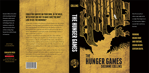 The Hunger Games Redesign on Behance