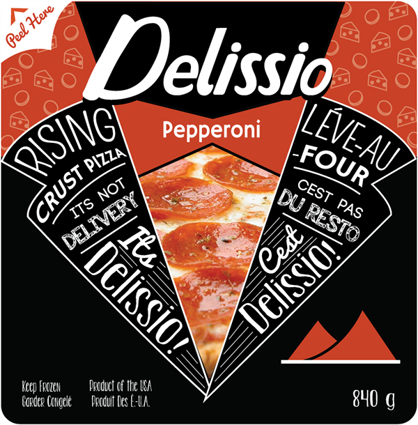 Macbook Mockup Behance Delissio Pizza Packaging Redesign On Behance