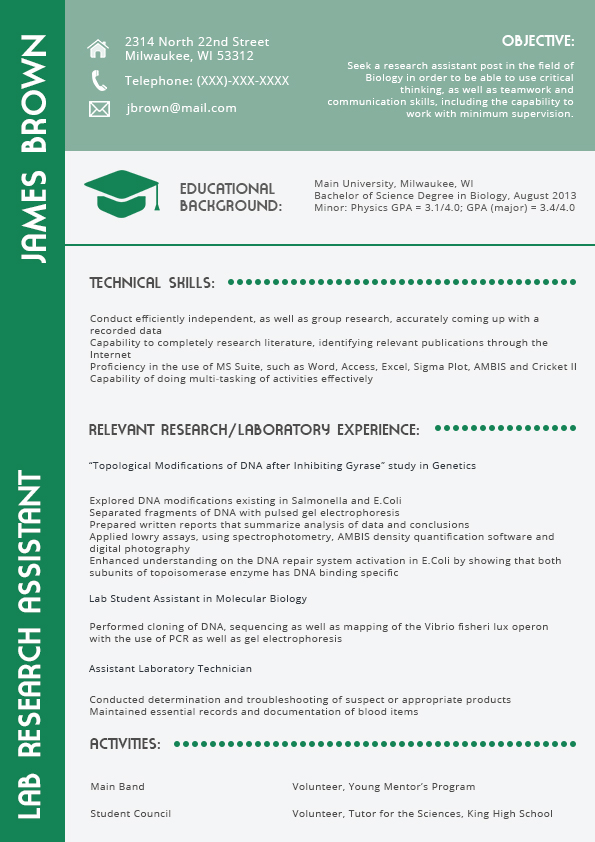 The Best Resume Format For Engineers in 2016 on Pantone Canvas Gallery