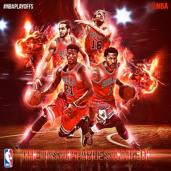 3d Chicago Bulls Wallpaper Nba Graphics Vol 4 On Behance