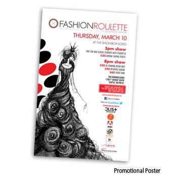 Fashion Roulette Fashion Show on Behance
