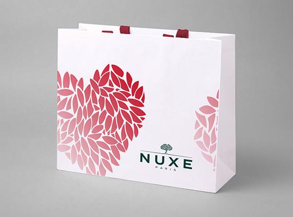 Valentine\u0027s Day Paper Bag Design on Student Show