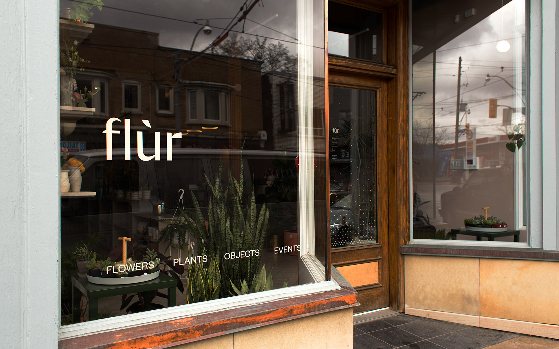 Flur Design Flùr Identity On Behance