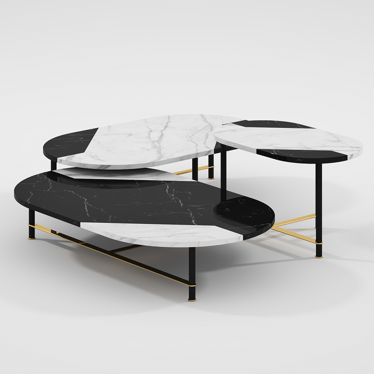 Sofa Set Images Free Download Free 3d Model Gallotti Radice Sofa Set On Behance