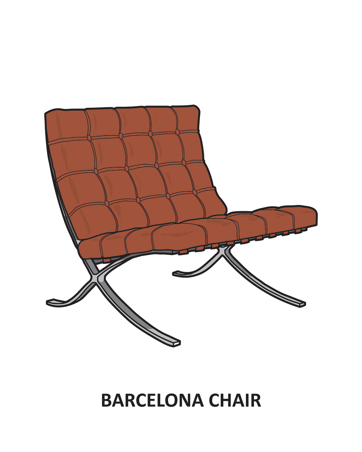 Famous Chair Famous Chairs On Behance