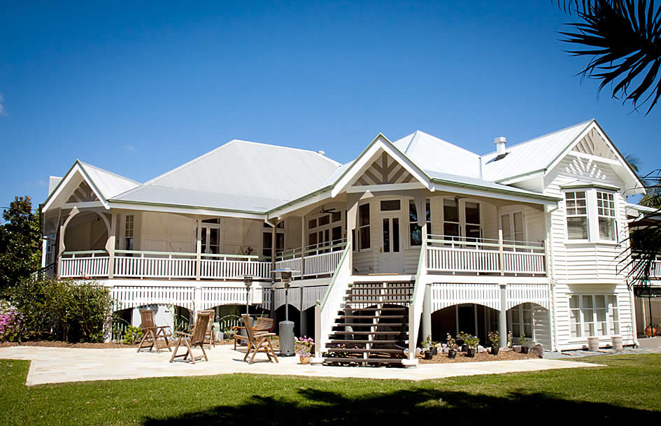 Traditional Queenslander Renovation Graceville Aus On Behance