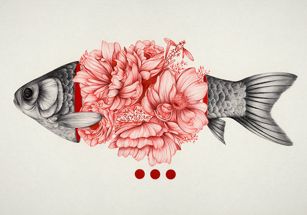 To Bloom Not Bleed on Behance
