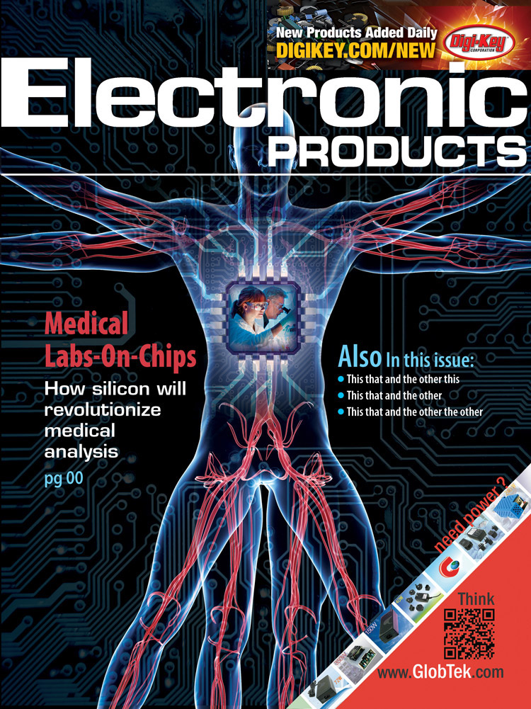 Electronic Products Magazine Cover Designs on Behance
