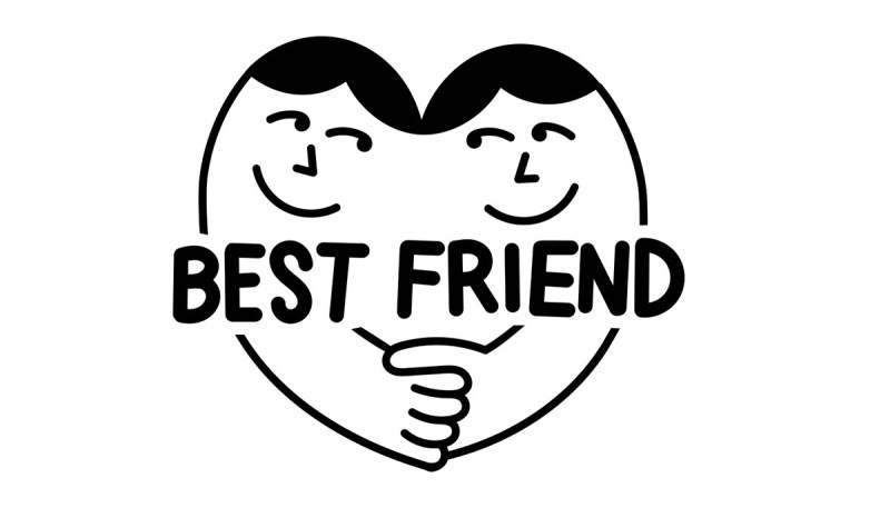 Large Of Best Friend Pictures