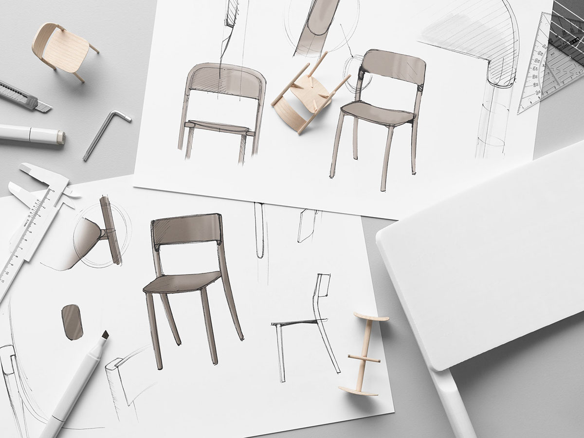 Sedie Janinge Ikea Ikea Janinge Chair On Behance
