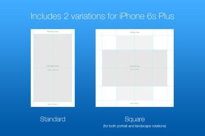 Iphone Home Screen Wallpaper Template - Home Depot