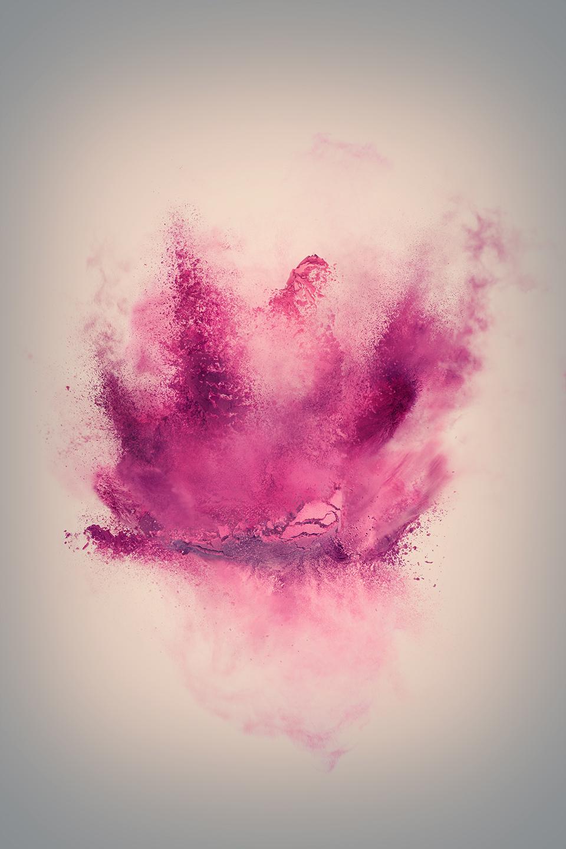3d Holi Wallpapers Free Download Powder Explosion Brush Set On Behance