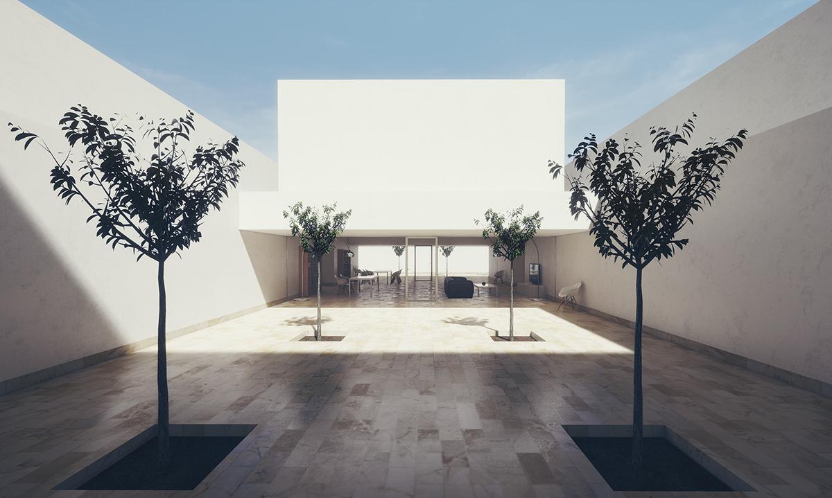 Live Wallpaper 3d Pictures Guerrero House Unreal Engine 4 Archviz On Behance