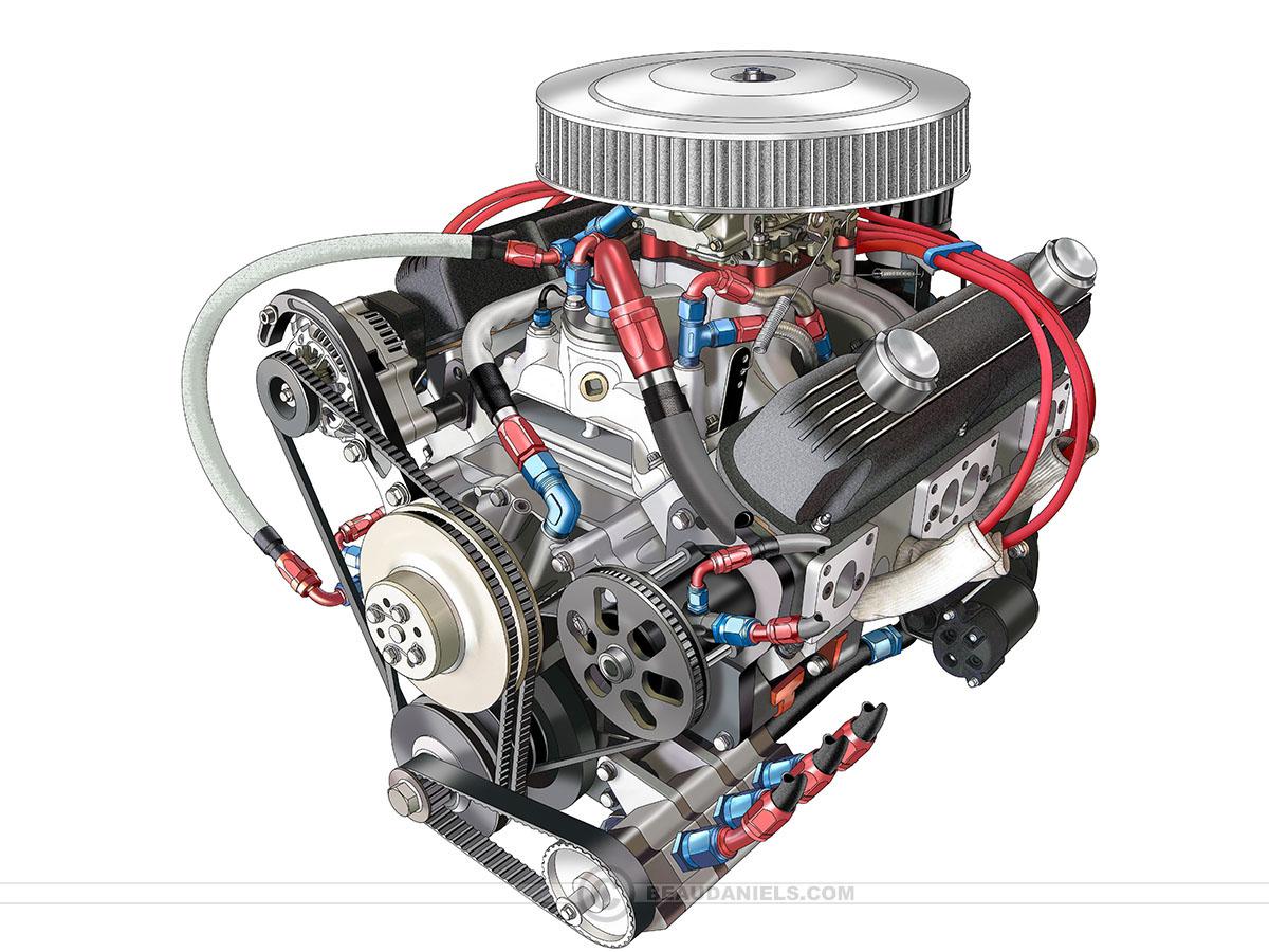 Ferrari Full Hd Wallpaper Generic Car Engines Portfolio 3 On Behance