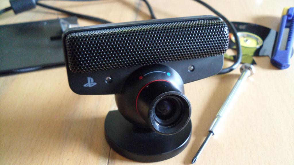 Hacking Sony PS3 Eye Camera on Behance