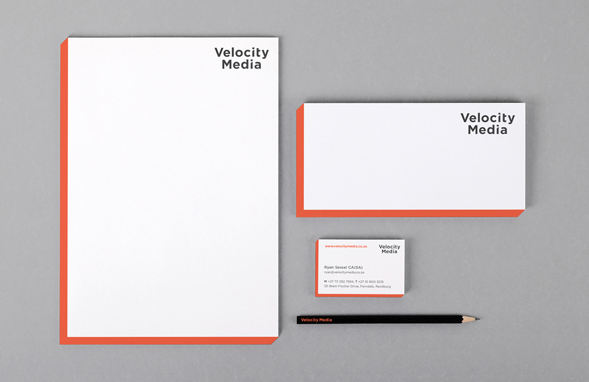 Media Sessel Velocity Media On Behance