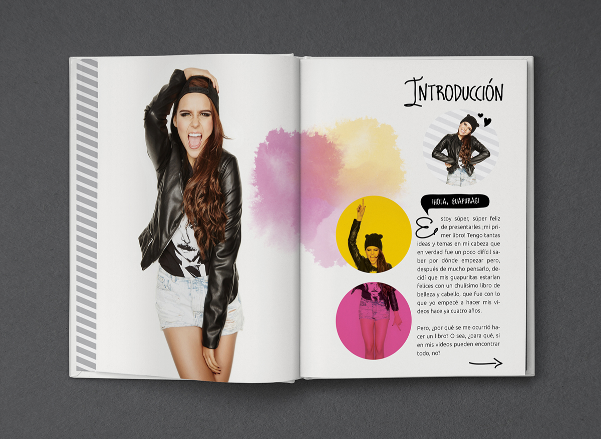 Yuya Libros Editorial Design For The Book Los Secretos De Yuya On