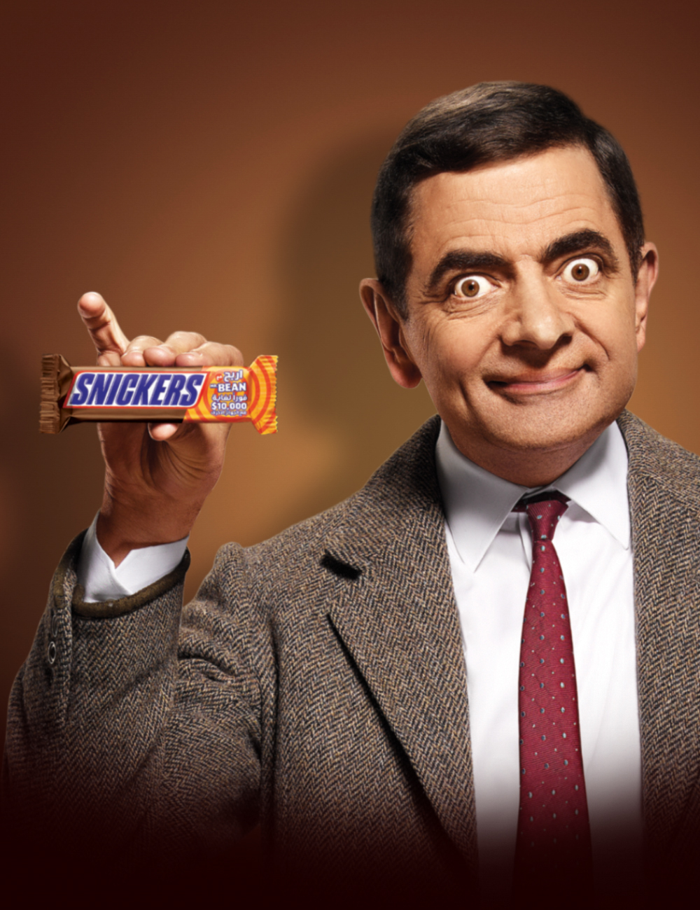 Mr Bean Snickers Mr Bean On Behance