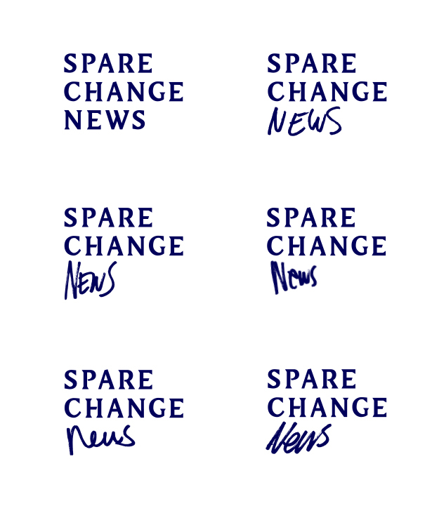 Spare Change News on Behance - follow up email after interview