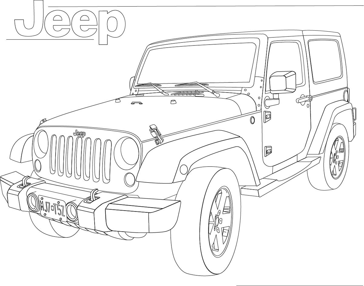 jeep wrangler table