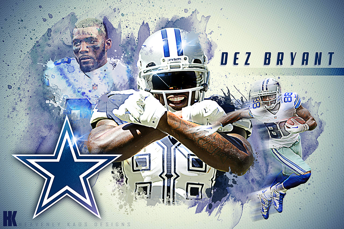 Lion Live Wallpaper Iphone X Dez Bryant Wallpaper On Behance