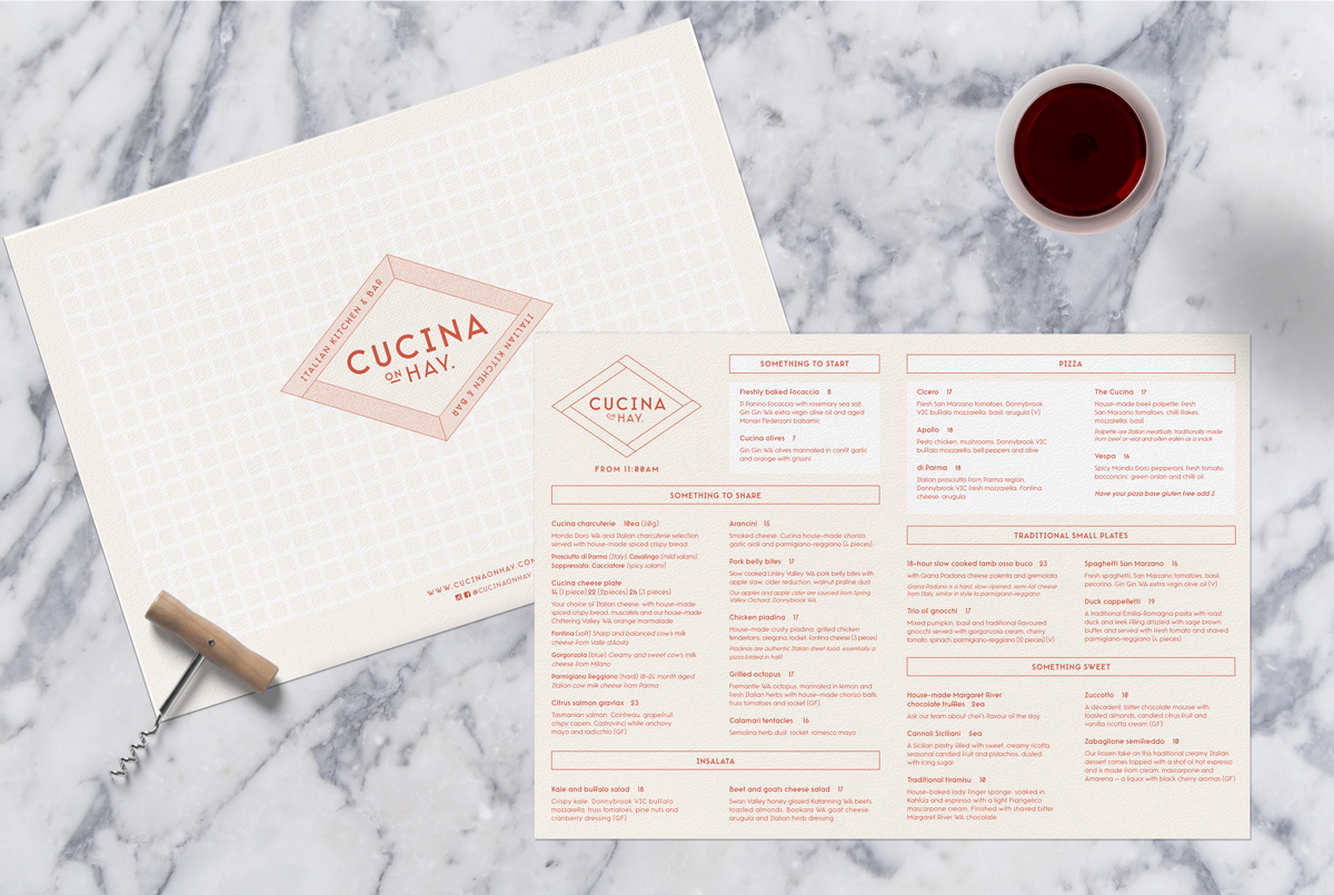 Cucina On Hay Cucina On Hay On Behance