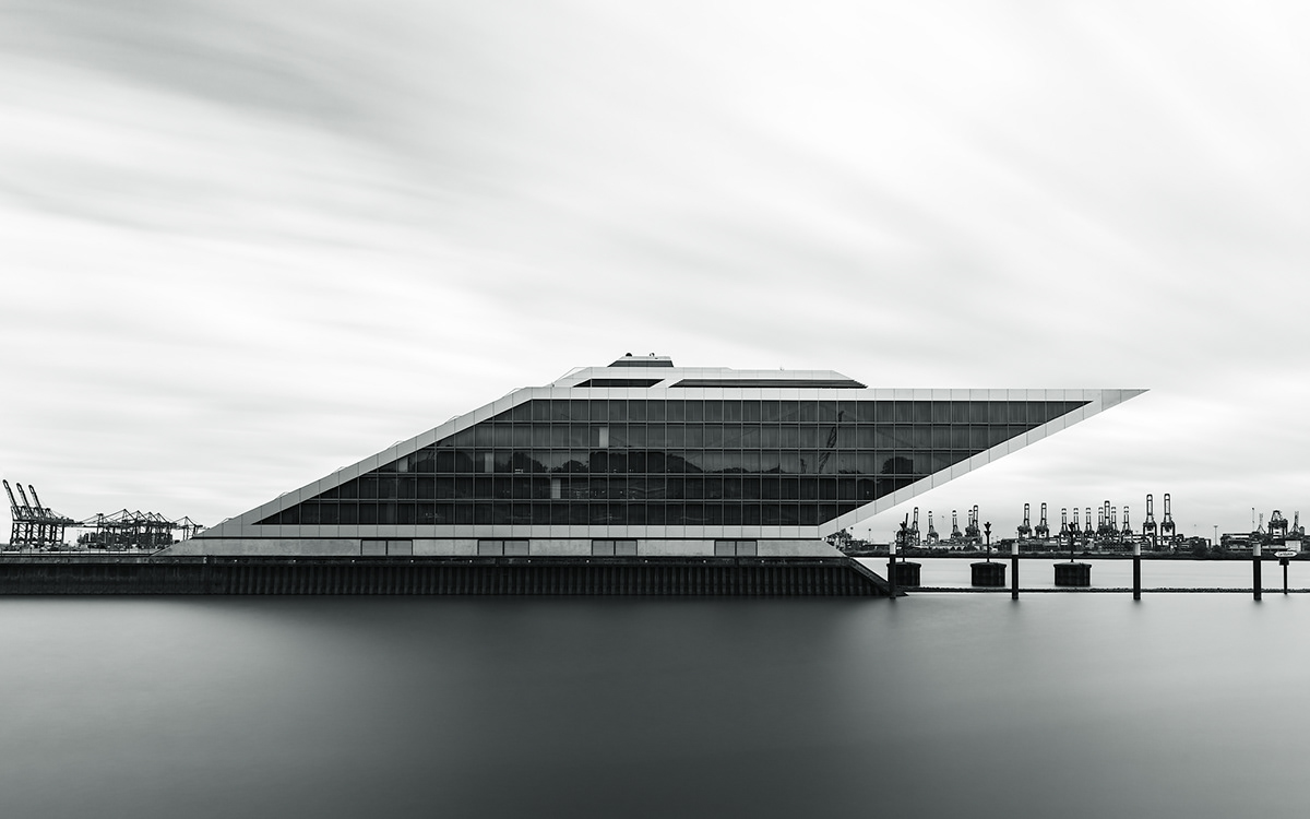 Hamburg Long Exposures On Behance
