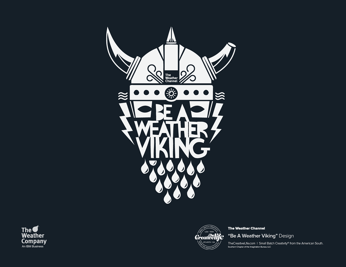 Design Bureau Llc Be A Weather Viking