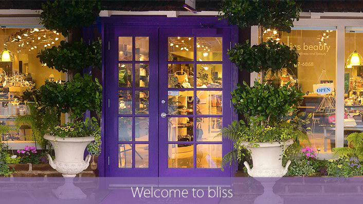 Interior Design Bliss Beauty Center Leslie Mcgwire On