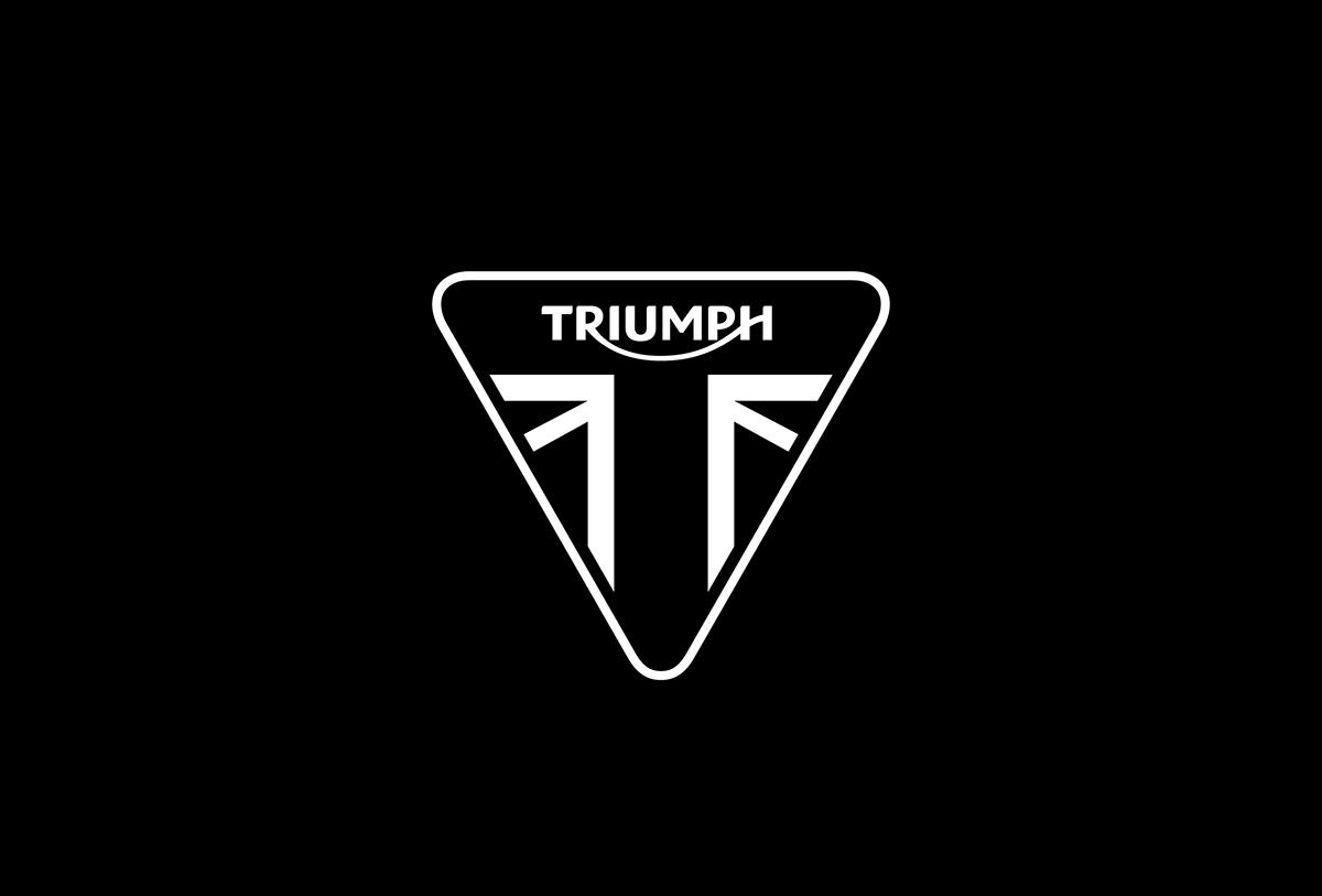 Vintage Iphone Wallpaper Triumph Motorbikes Branding On Behance