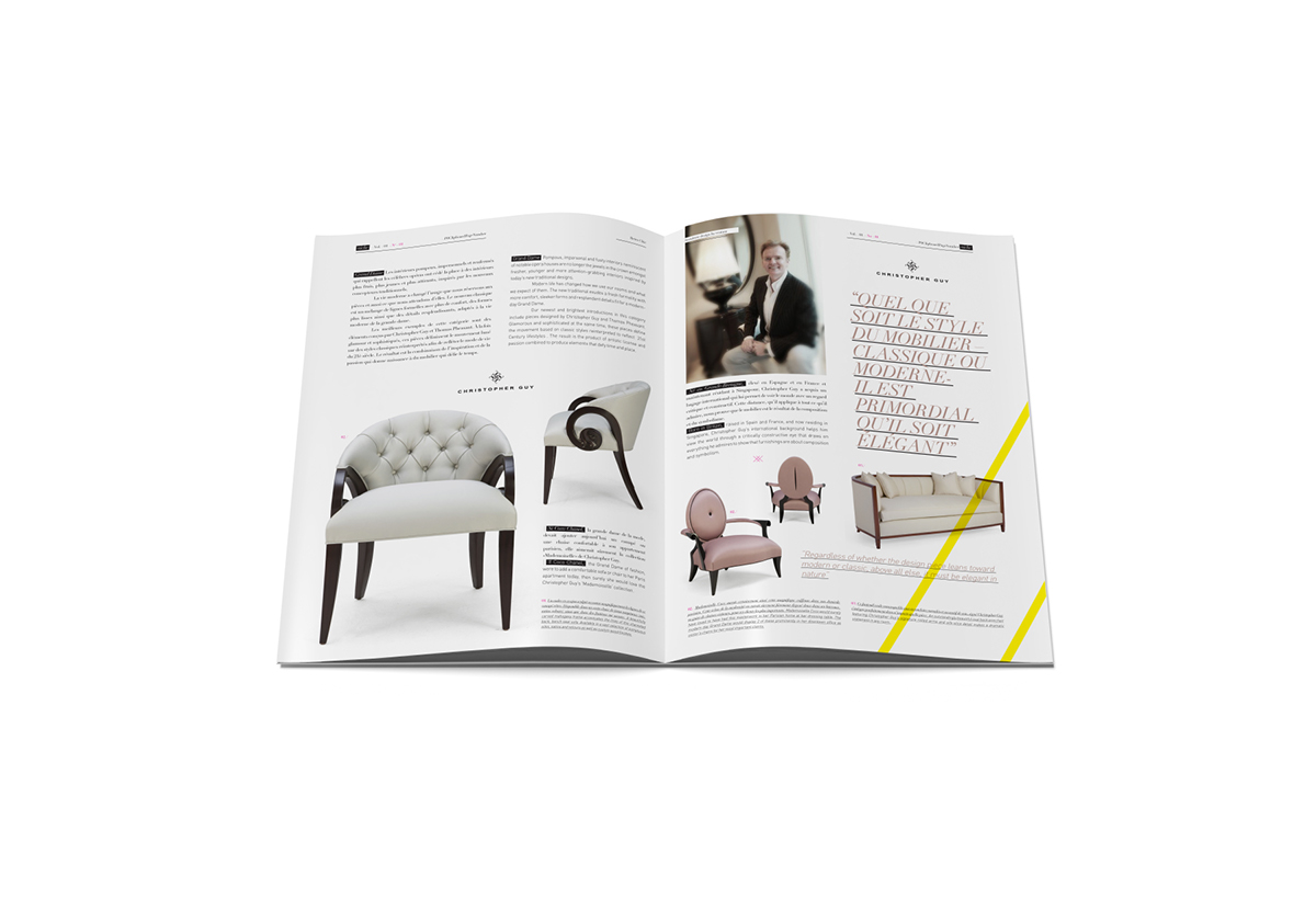 Meubles Fraser Furniture Magalogue Niche Par Fraser Furniture On Behance
