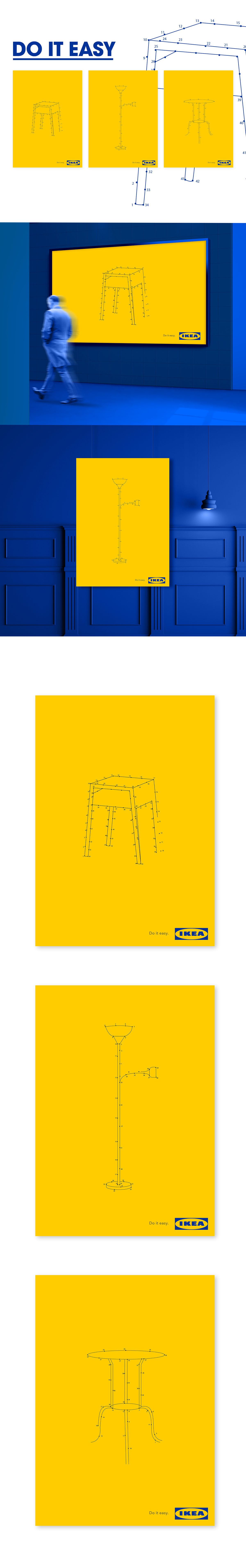 Ikea Poster Ikea Poster On Pantone Canvas Gallery
