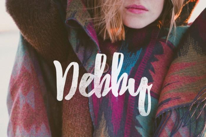 Debby Font Download