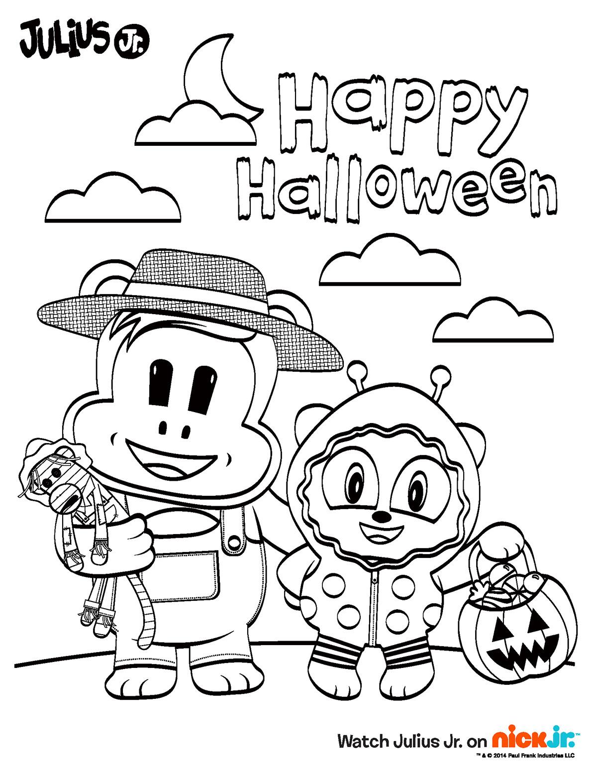 Coloring pages nick jr - Coloring Pages Nick Jr