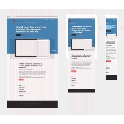 Medium Crop Of Adobe Portfolio Examples
