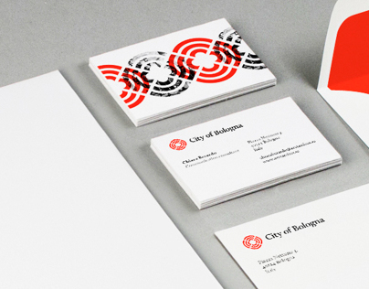 City of Bologna   Rebranding Proposal on Behance - project report