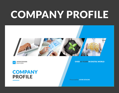 Company Profile Keynote Template on Behance - company profile