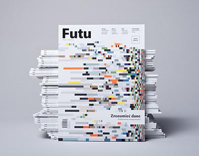 Futu Magazine 03\/04 on Behance - managing editor job description